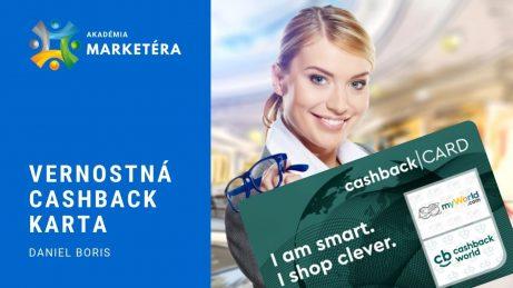 Vernostná cashback karta