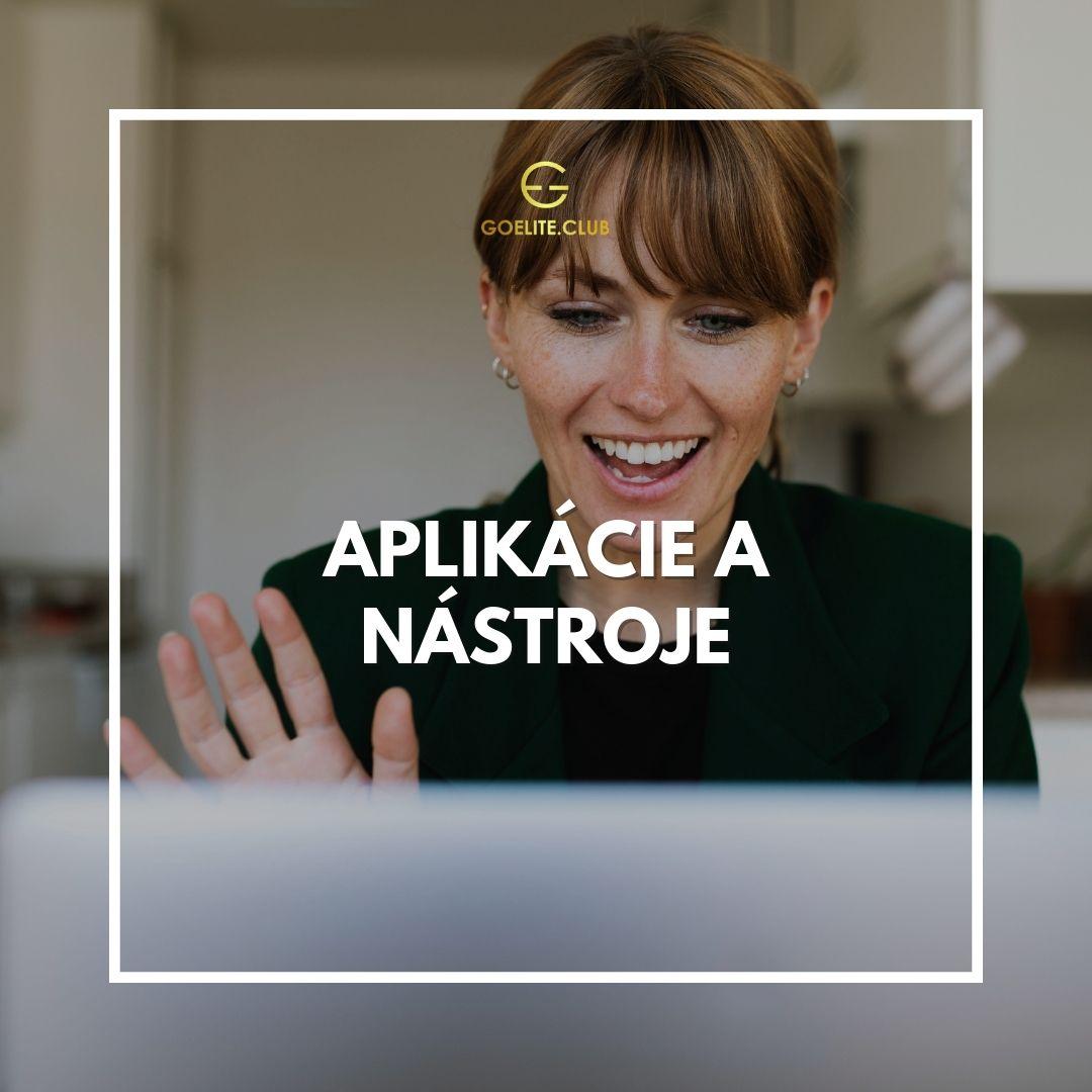 Online nástroje aaplikácie
