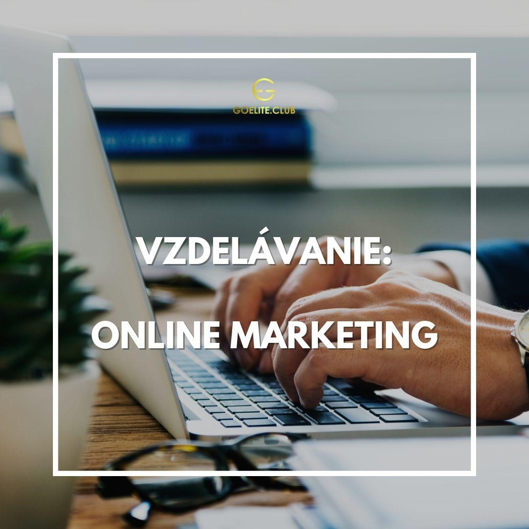 Online marketing vzdelávanie