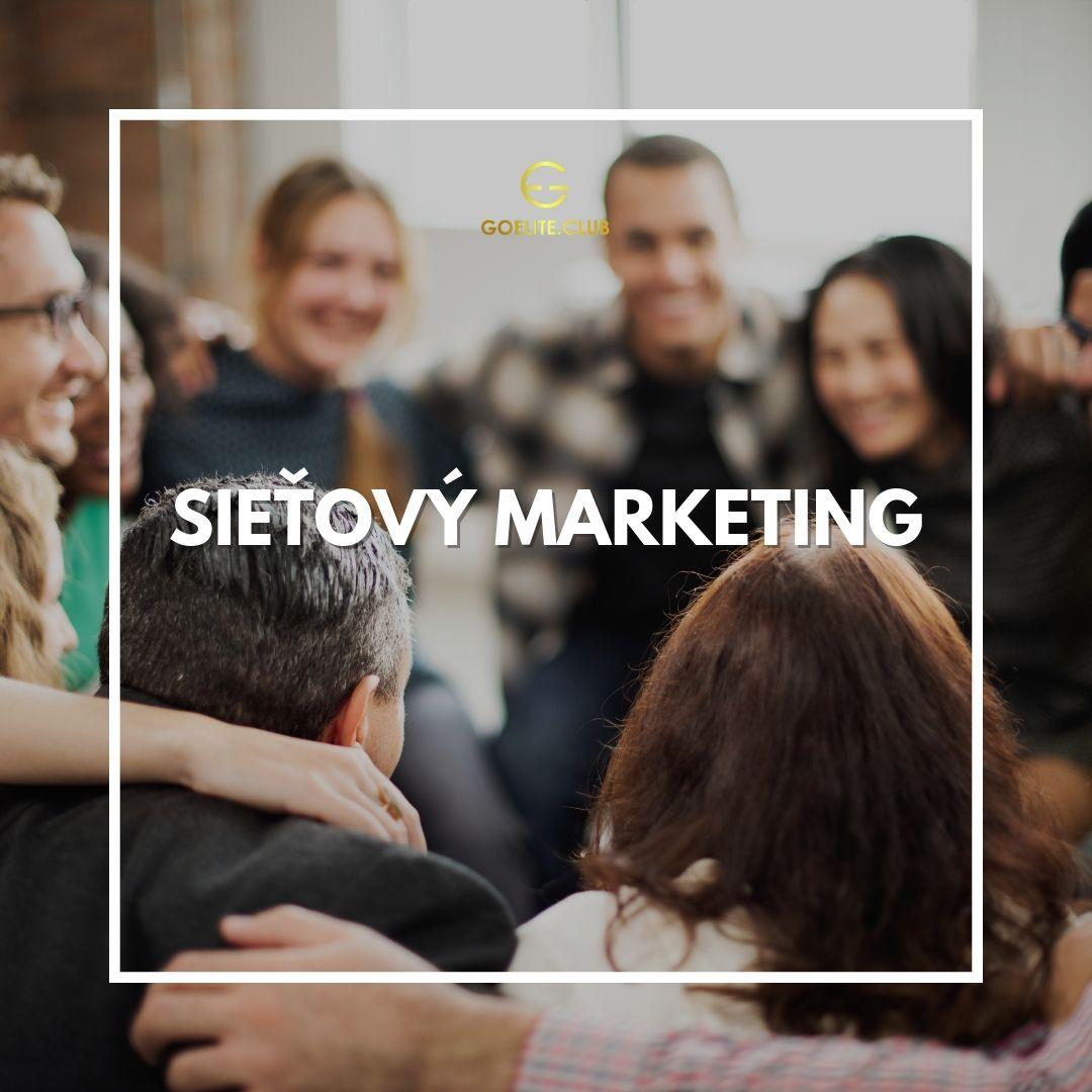 Sieťový marketing