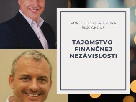 Tajomstvo finančnej nezávislosti